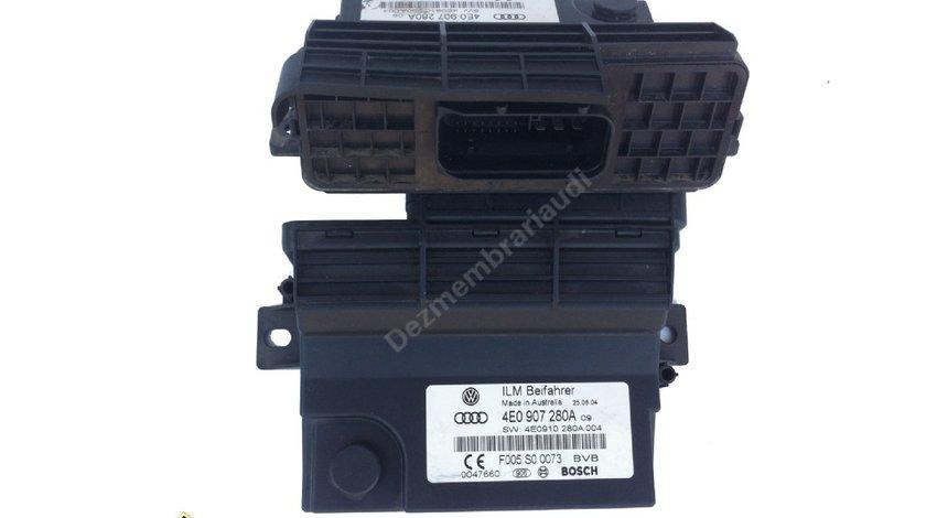 Modul control baterie AUDI A8 D3 4E an 2003 - 2010 cod 4E0907280A