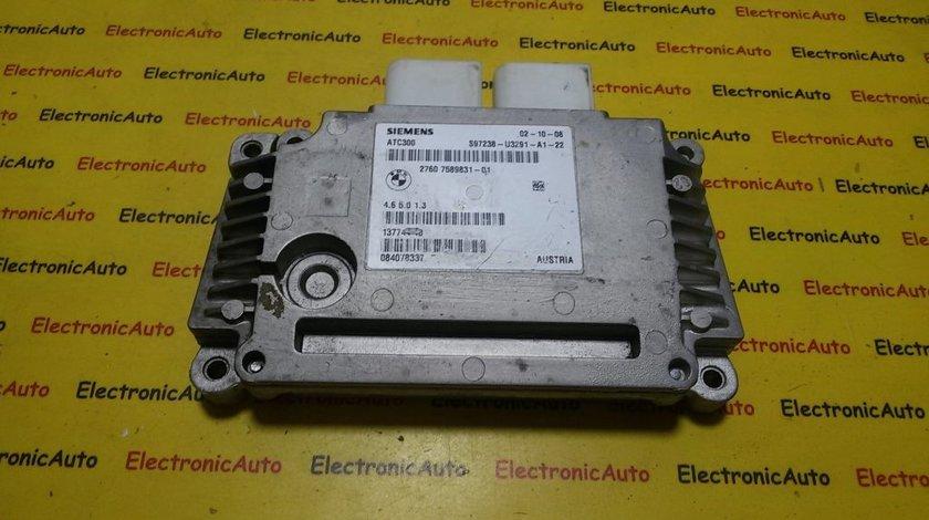Modul Control BMW 3 5 SERIES E60 E90 27607589831, 7589831