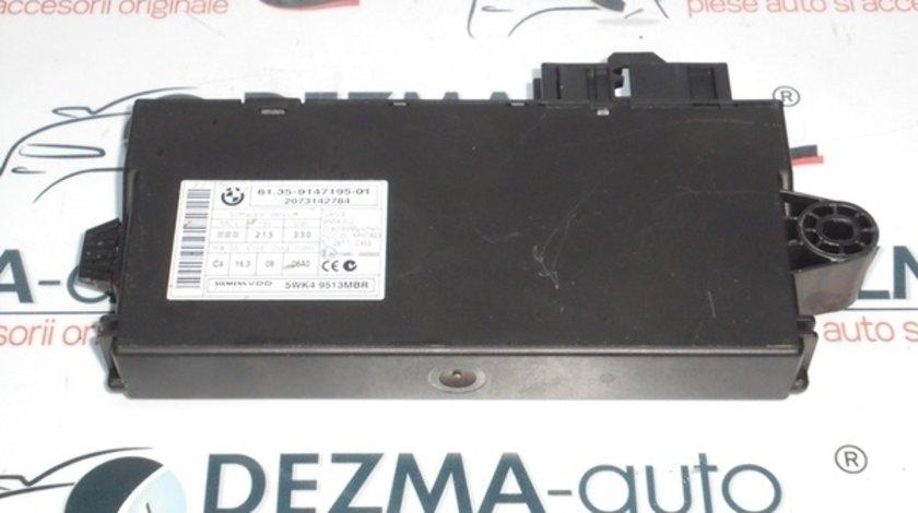 Modul control central 6135-9147195-01, Bmw 3 Touring (E91) 2.0 d, N47D20A
