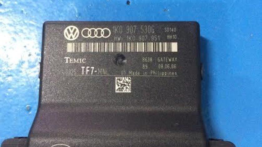 Modul control central CAN Gateway Audi A3 8P  an 2003 - 2012 cod 1K0907530G