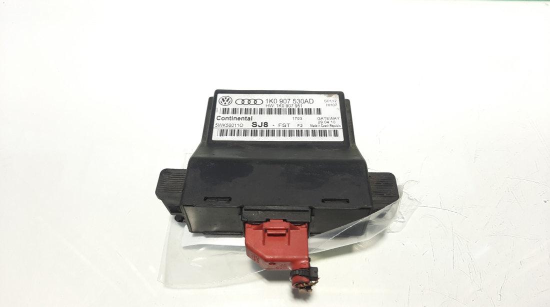 Modul control central, cod 1K0907530AD, Seat Altea XL (5P5, 5P8), 1.9 TDI, BLS