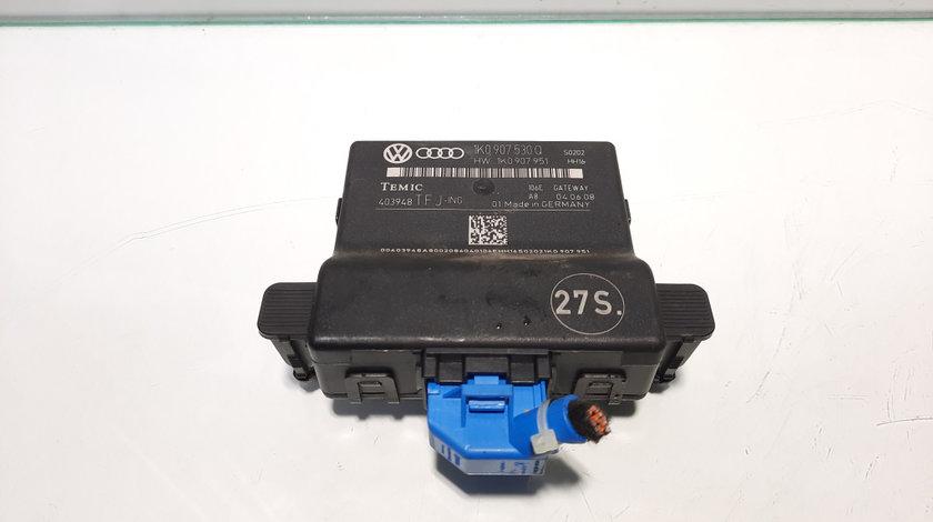 Modul control central, cod 1K0907530Q, Seat Leon (1P1)1.3 tdi, BLS (idi:455706)