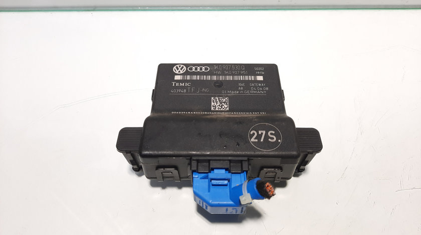 Modul control central, cod 1K0907530Q, Seat Toledo 3 (5P2) 1.3 tdi, BLS (idi:455706)