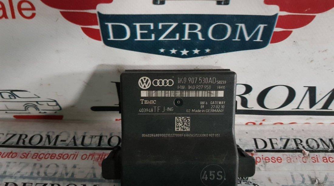 Modul control central Gateway Audi A3 1k0907530ad