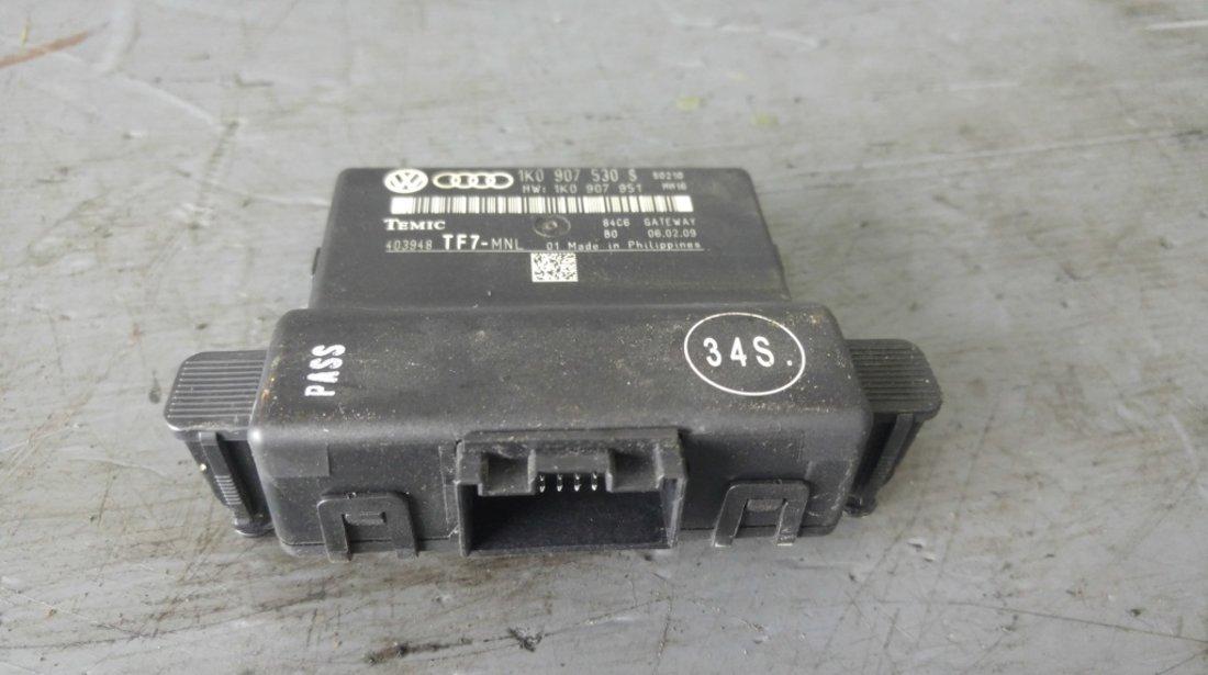 Modul control central gateway audi a3 8p 2010 1k0907530s