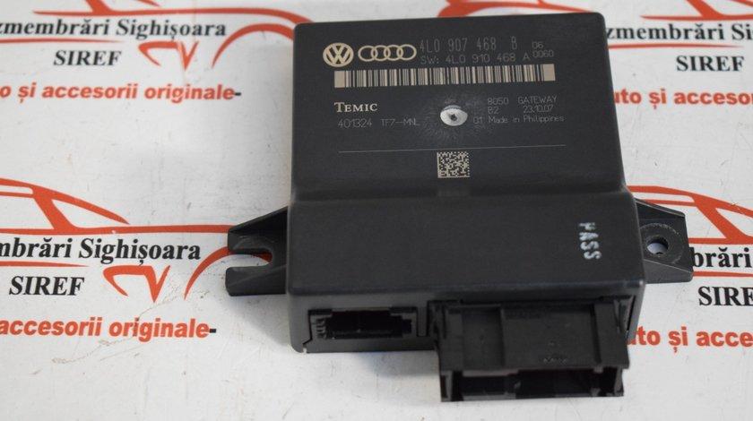 Modul control central gateway Audi A6 C6 4F 4L0907468b 458