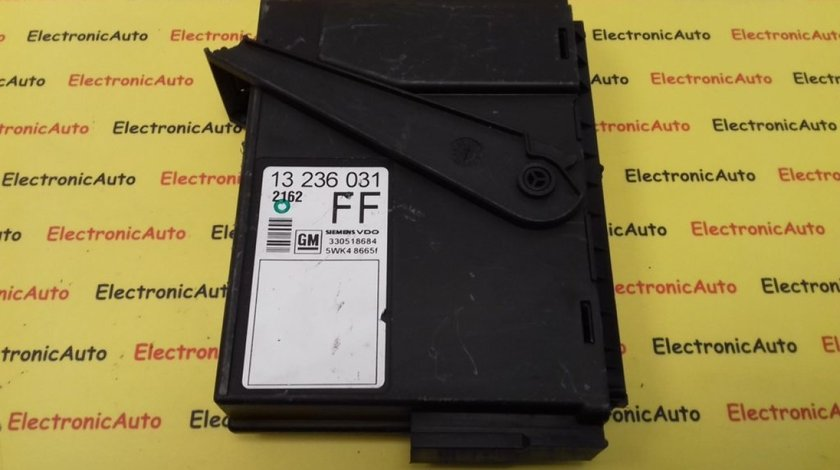 Modul Control Central Opel Combo, 13236031