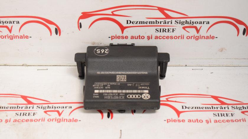 Modul control central VW Passat B6 3C0907530H 496