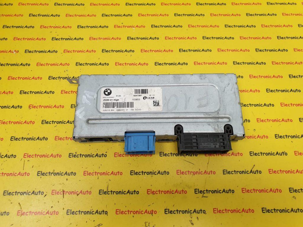Modul Control Gateway BMW seria 5 7, 61359247397, ZGW-01 High