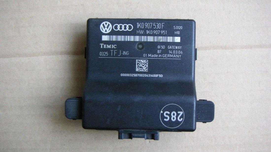 Modul control Gateway VW Golf 5 Plus, GTI, Skoda Octavia 2 cod 1K0907530F