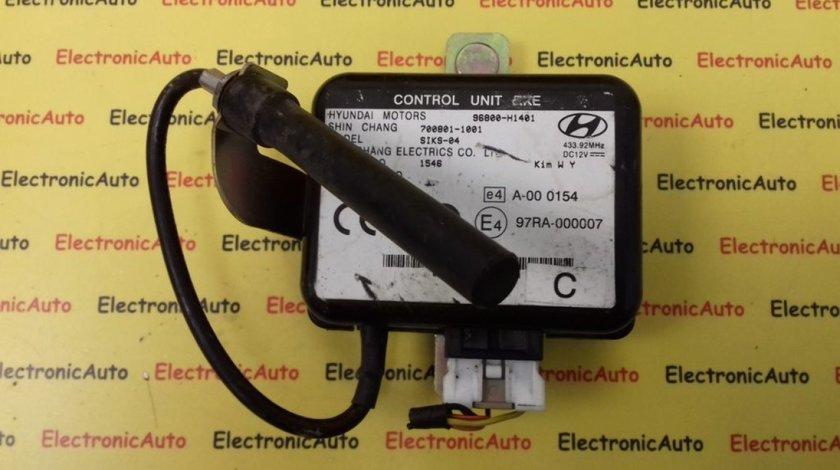 Modul Control Hyundai Terracan, 96800H1401