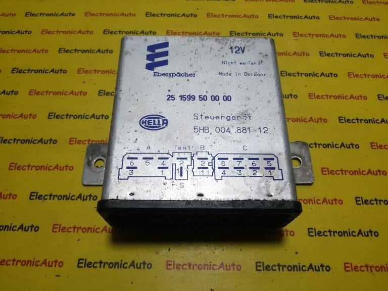 Modul Control Incalzire VW T4 5HB00488112, 251599500000
