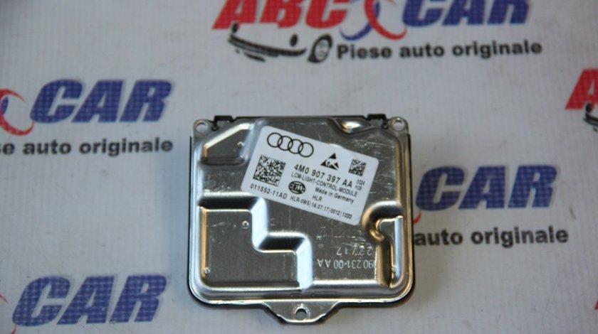 Modul control lumini A4 B9 8W cod: 4M0907397AA model 2017