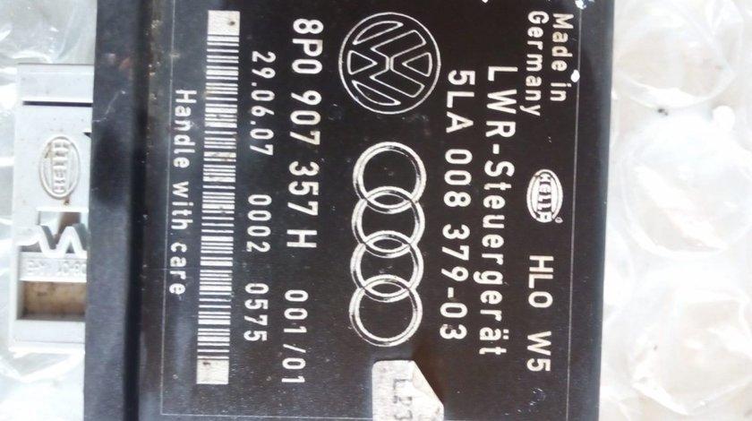 Modul Control Lumini Audi A6 (C6 / 4F 2004-2011) oricare 8P0 907 357 H 8P0907357H