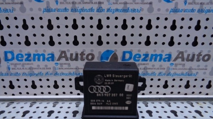 Modul control lumini far, 8K5907357, Audi A5 (8T3)