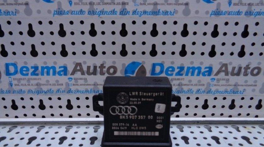 Modul control lumini far, 8K5907357, Audi A5 Sportback (8TA)