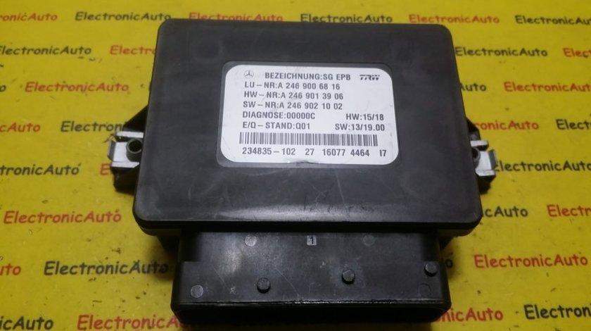 Modul Control Mercedes A Class A2469006816