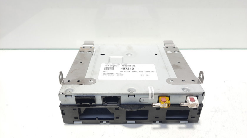 Modul control radio, cod 4F0035541L, Audi A4 Avant (8K5, B8)