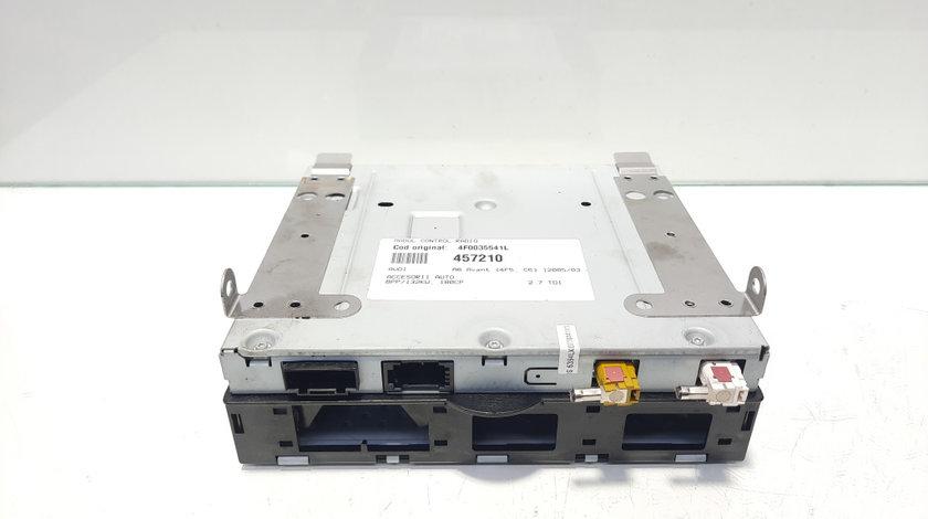 Modul control radio, cod 4F0035541L, Audi A4 Allroad (8KH, B8) (idi:457210)