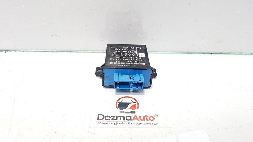Modul control reglaj faruri, Audi A6 Avant (4F5, C6), 4F0907357A (id:381499)