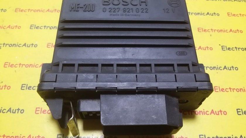Modul Control Seat Ibiza 0227921022, 0 227 921 022