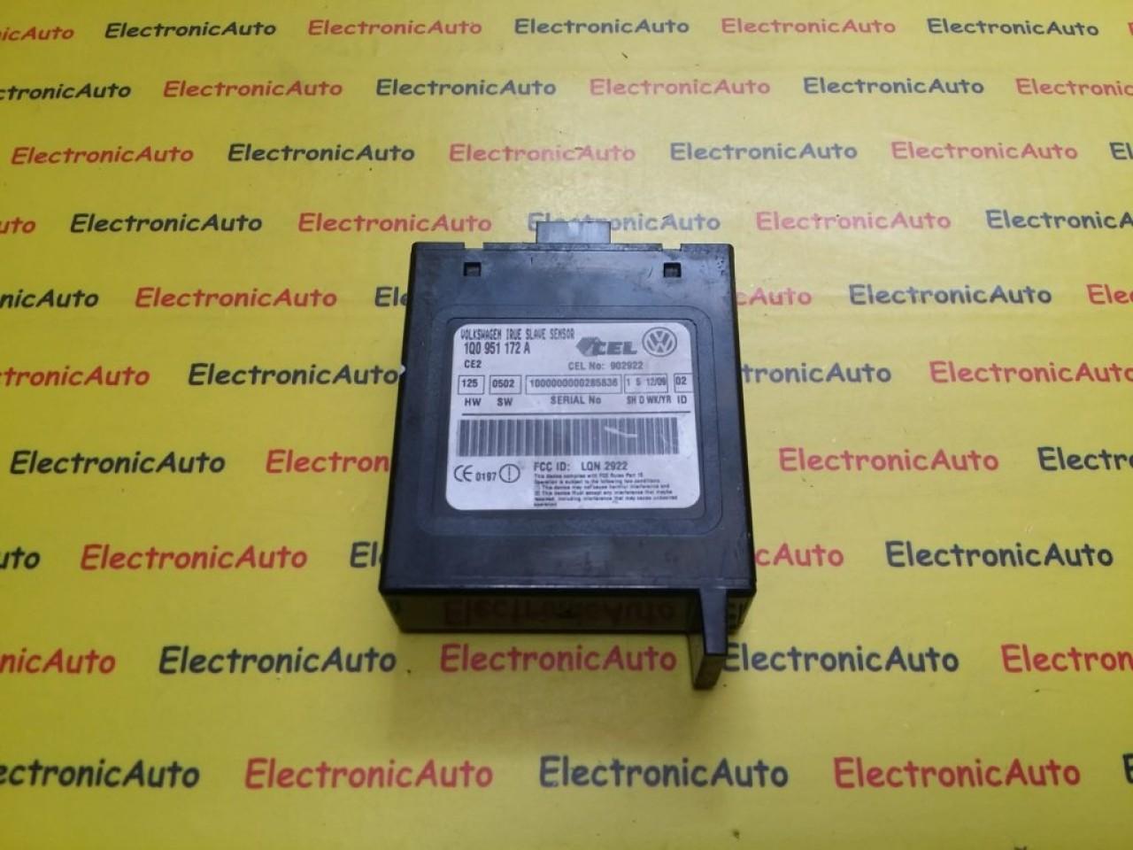 Modul Control Senzor Radar VW, 1Q0951172A, 1000000000285836