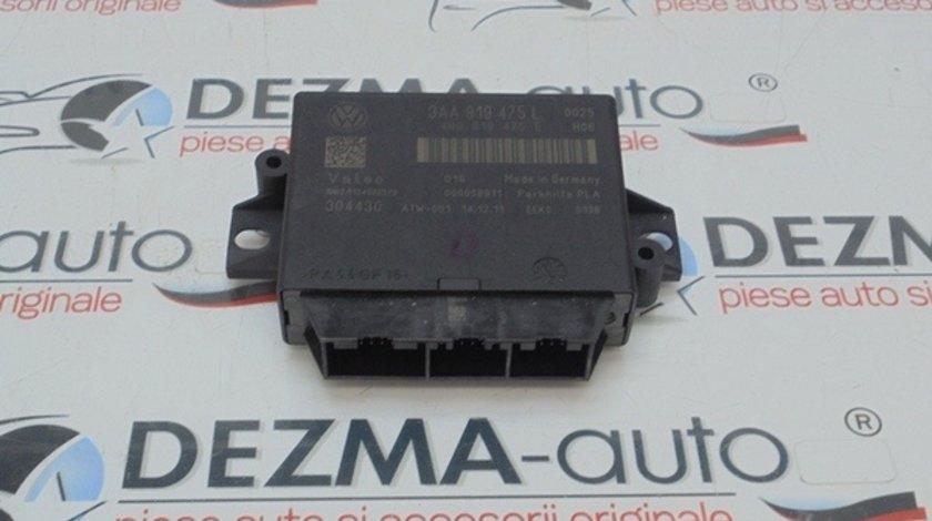 Modul control senzori parcare, 4H0919475E, Vw Caddy 4