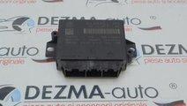 Modul control senzori parcare, 4H0919475E, Vw Tour...