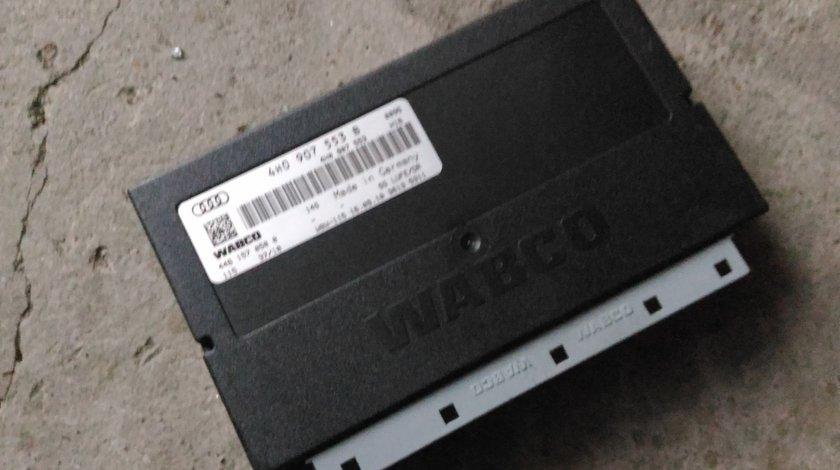 Modul control suspensie AUDI A8 4h0907553b