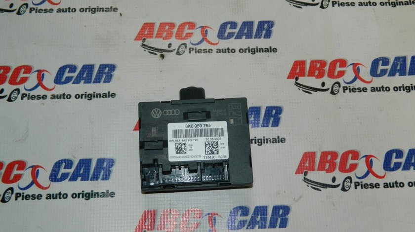 Modul control usa Audi A4 B8 8K cod: 8K0959795