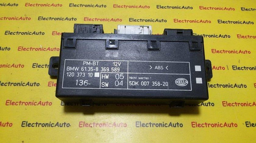 Modul Control usa BMW 61358369589, 61.35-8 369 589