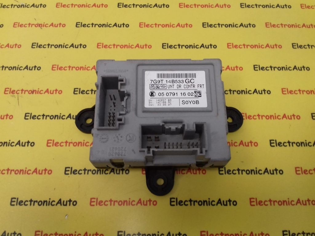 Modul Control Usa Ford Mondeo, 7G9T14B533GC