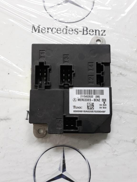 Modul control usa spate Mercedes E CLASS w211 cod 2115453532