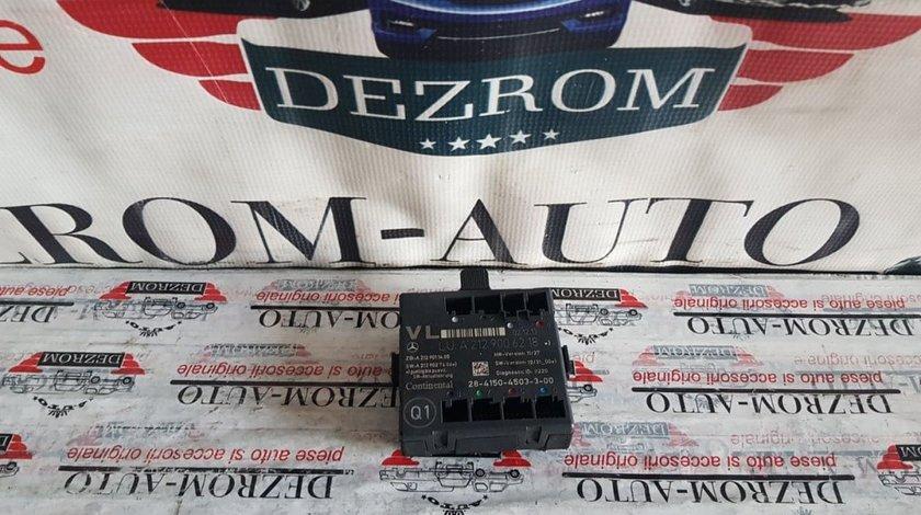 Modul control usa stanga fata Mercedes-Benz C-Class W204 cod piesa : A2129006218
