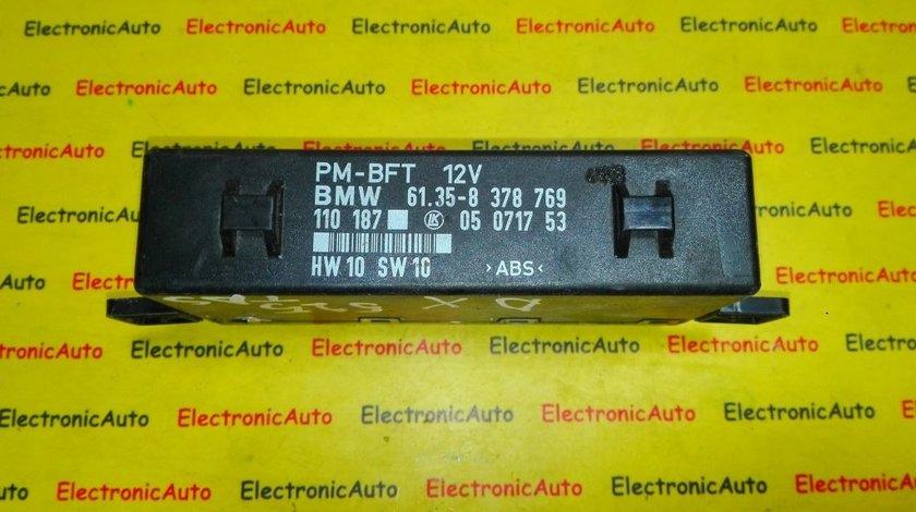 Modul control usi BMW Seria 5, E39 61358378769