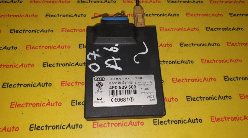 Modul control webasto Telestart Audi A6 4F0909509