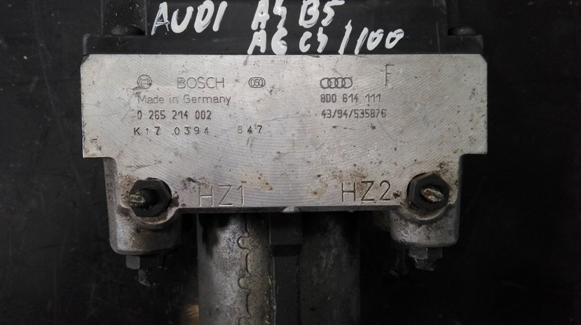 modul de abs 0265214002 pentru Audi A4 B5