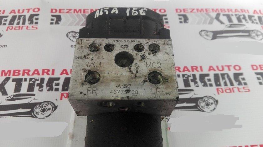 modul de abs 0265216801 pentru Alfa Romeo 156