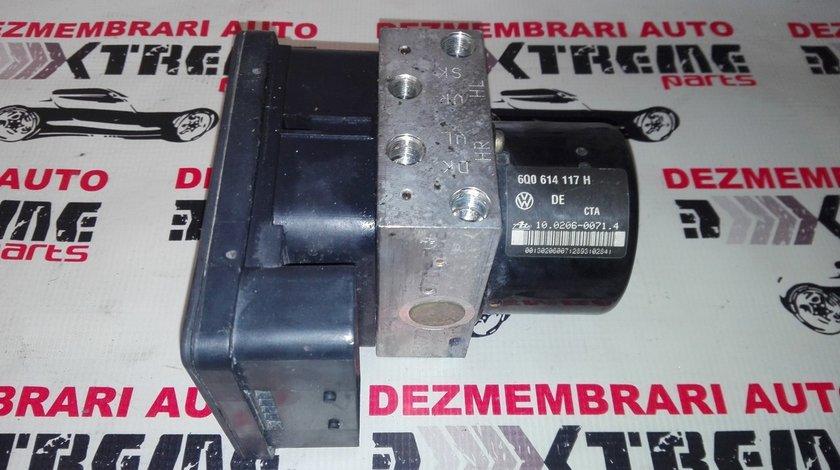 modul de abs 6Q0614117H -  6Q0907379L pentru Volkswagen Polo 9N sau Skoda Fabia