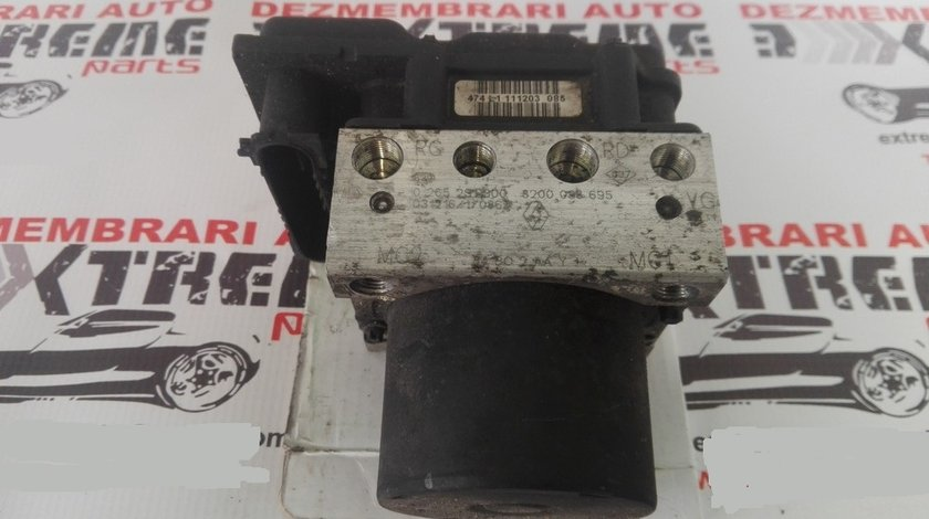modul de abs 8200088695 pentru Renault Megane 2