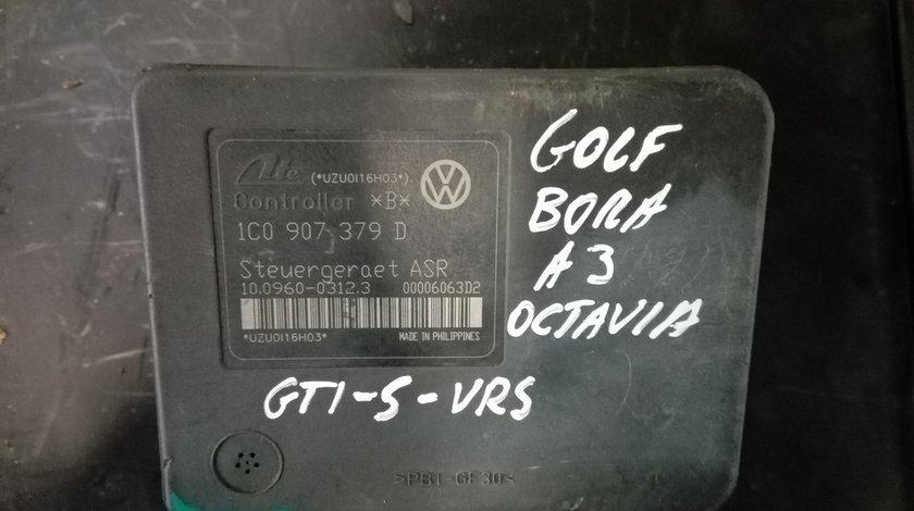 modul de abs asr 1J0614417C - 1C0907379D pentru Volkswagen Golf 4 gti
