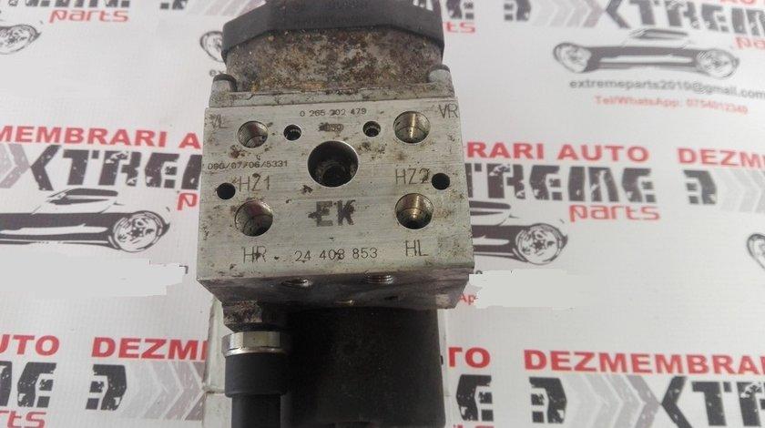 modul de abs+esp 0265202479 - 24403853EK pentru Opel Astra G - Zafira A