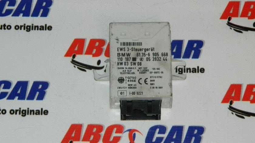 Modul ECU BMW Seria 3 E46 2.0 D cod: 6135 6905668 model 2002