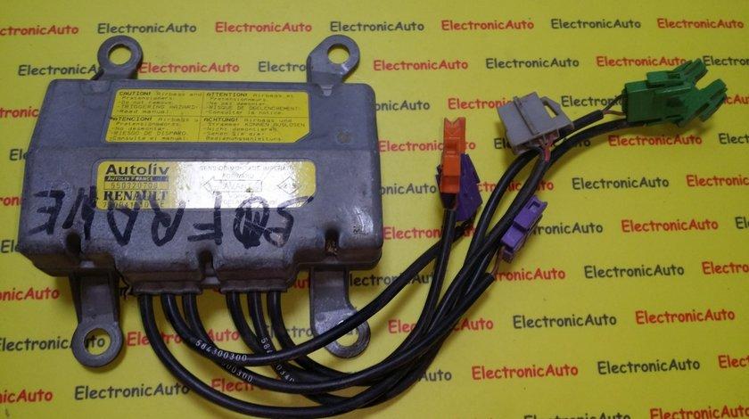 Modul electronic airbag Renault Safrane 550320700 7700416108E