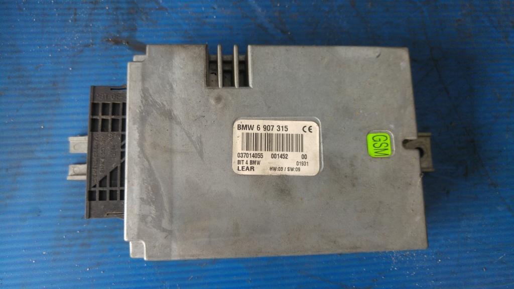 Modul electronic bmw seria 5 e39 520 6907315