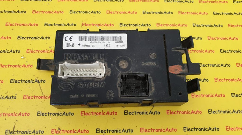 Modul Electronic BSI Nissan Opel Renault, 216768803A, P8200374951G, UCH-N3
