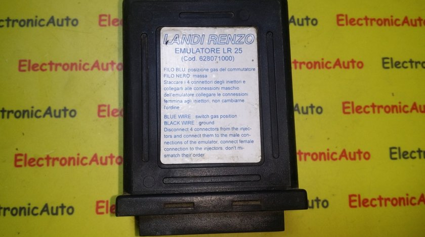 Modul electronic instalatie GPL Opel Astra 628071000
