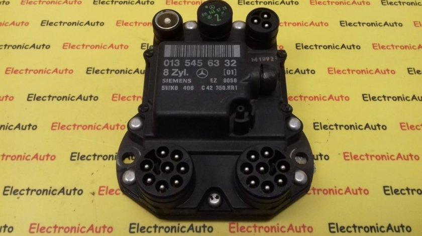Modul Electronic Mercedes W124, W140, 0135456332, 5WK6406