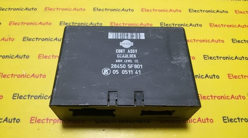 Modul Electronic Nissan Micra 05051141, 284505F801