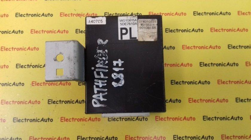 Modul Electronic Nissan Pathfinder, 5DE7610A